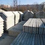 Ст.бет.ПАНЕЛИ 4000/500/125 за шумозаглушаващи стени