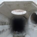 Тунел от Коритообрани елементи 188/225/110